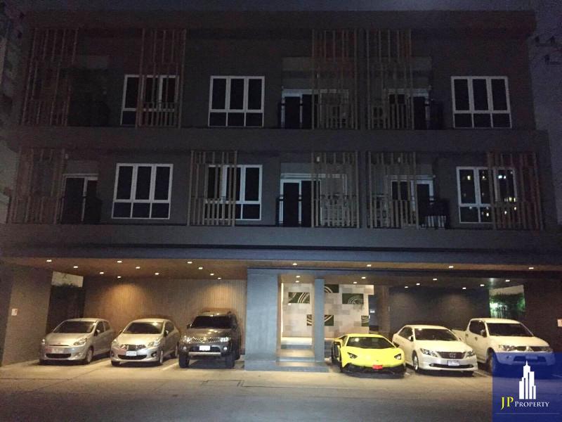คอนโด THE KEY สาทร-ราชพฤกษ์ ชั้น 2 ตึก C ใกล้ BTS วุฒากาศ