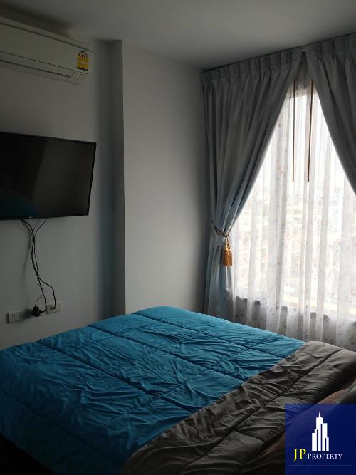 คอนโด NYE By Sansiri ชั้น 7 ตึก B วิวสระ ใกล้ BTS วงเวียนใหญ่