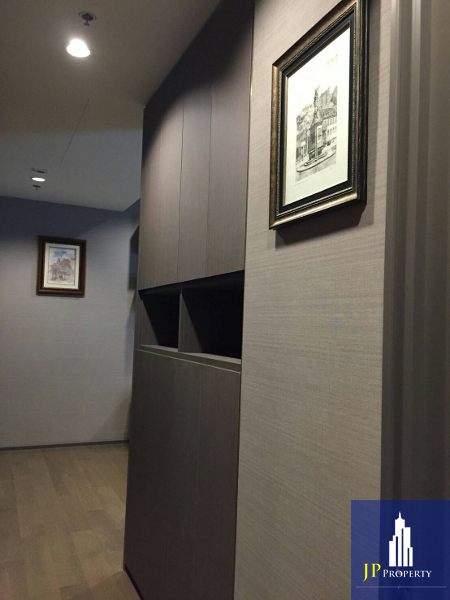 คอนโด THE DIPLOMAT สาทร ชั้น 28 ติดรถไฟฟ้า BTS สุรศักดิ์
