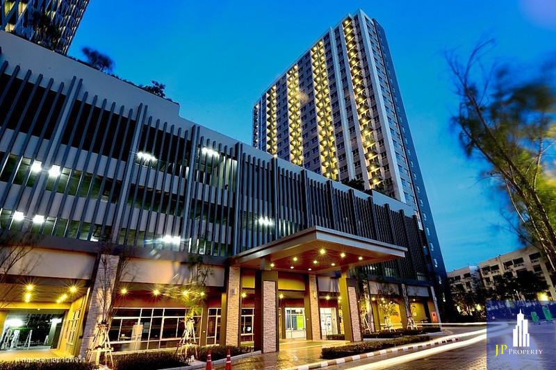 คอนโด ลุมพินี พาร์ค พระราม 9 – รัชดา อยู่ชั้น 26 ตึก A