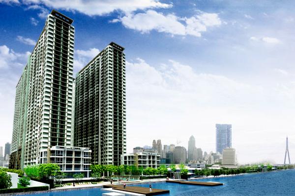 ลุมพินี พาร์ค ริเวอร์ไซด์-พระราม 3 / Lumpini Park Riverside Rama 3