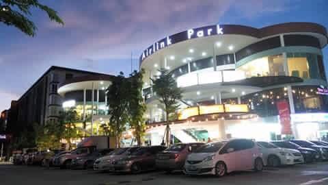 เซ้งร้านสปา และนวดแผนไทย หรูหรามีระดับ @ในศูนย์การค้าแอร์ลิ้งค์ปาร์ค ชั้น 3 ถนนร่มเกล้า