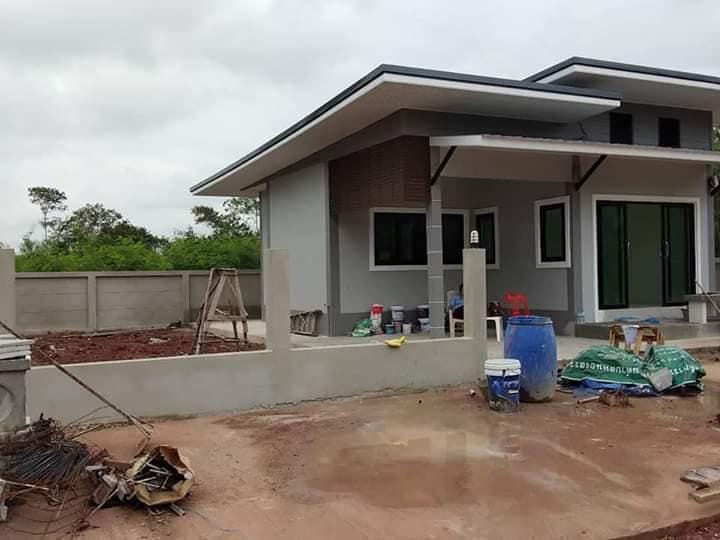 ขายบ้านเดี่ยวสร้างใหม่ ใกล้รพ.สูงเนิน เหลือเพียงไม่กี่หลัง แถมเพียบ