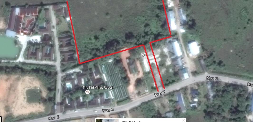 Land for Sale @Baan Don, Thalang, Phuket