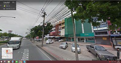 ขายอาคารพาณิชย์ 4 คูหา ติดถนนใหญ่ ถนนนวมินทร์