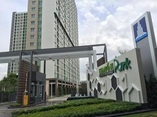 ขายคอนโด ลุมพินี พาร์ค พระราม9-รัชดา ชั้น 10 อาคาร A 30.08 ตร.ม. ถนน จตุรทิศ แขวง บางกะปิ เขต ห้วยขวาง กรุงเทพมหานคร