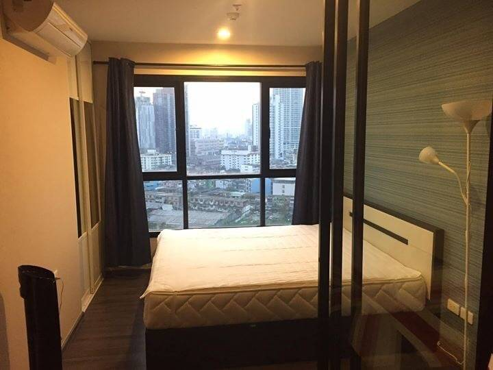 Condo for rent The Base Park West (Sukhumwit77) area 26 sqm.