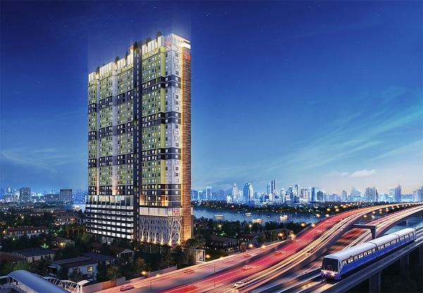 ริชพาร์ค เจ้าพระยา / Rich Park Chaophraya