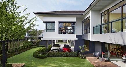 เศรษฐสิริกรุงเทพกรีฑาให้เช่า บ้านใหม่พื้นที่ 287 ตรม.พร้อมเฟอร์นิเจอร์เข้าอยู่ได้ทันที