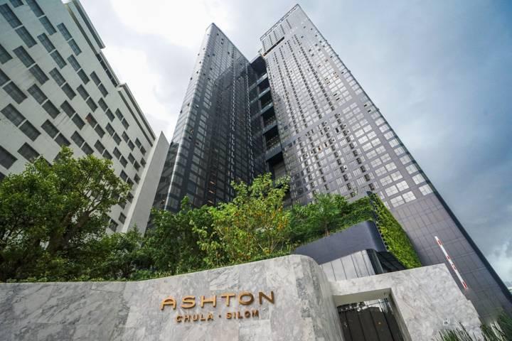 แอชตัน จุฬา-สีลม / Ashton Chula-Silom