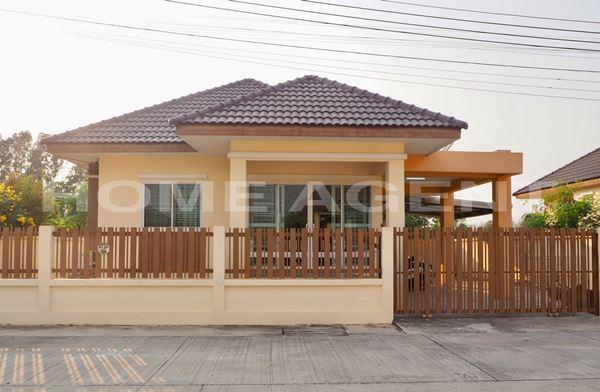 ขายบ้านเดี่ยว 1 ชั้น หมู่บ้านสมกมล 4 พื้นที่ 55 ตร.วา ห้วยทราย หนองแค จังหวัดสระบุรี