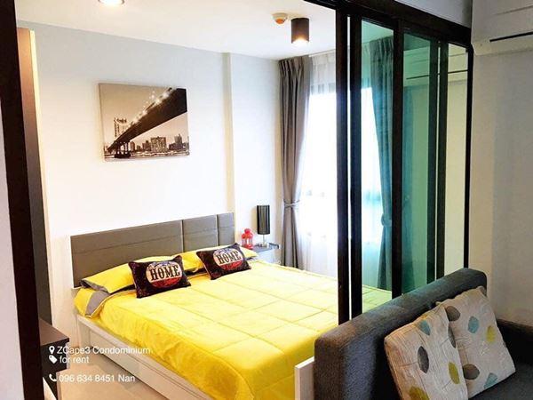 Cozy, Luxury Apartment fully equipped ให้เช่า ซีแคปสาม คอนโดมิเนี่ยม พร้อมเฟอร์และเครื่องใช้ไฟฟ้า
