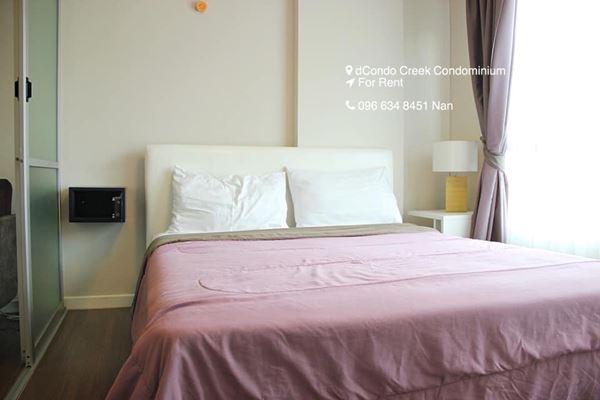 For Rent / dCondo Creek, Kathu Phuket  ให้เช่า ดีคอนโด ครีก คอนโดมิเนี่ยม, กะทู้ ภูเก็ต 30ตร.ม.