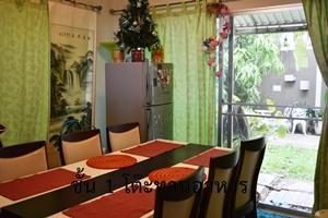 ทาวน์โฮม 3 ชั้น หมู่บ้านบ้านใหม่ 1 ซ.พุทธบูชา 36 เงียบ สงบ เหมาะสำหรับพักอาศัย