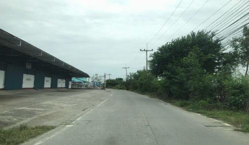 ขายที่ดิน 22 ไร่ ถนนบางนา-ตราด กม.36 เขตบางปะกง จ.ฉะเชิงเทรา