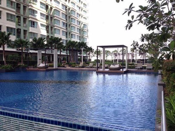 ขาย คอนโดลุมพินี ริเวอร์ไชด์ พระราม 3 (Lumpini Park Riverside-Rama 3) ชั้น 9 เห็นวิวแม่น้ำเจ้าพะยา