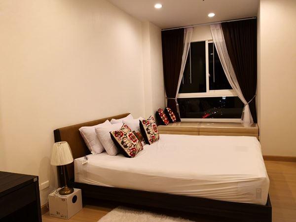 ให้เช่า คอนโด Supalai Lite รัชดาฯ-นราธิวาส-สาทร 1 ห้องนอน 50 ตรม. ชั้น 21 พร้อมตกแต่งเฟอร์นิเจอร์ครบ