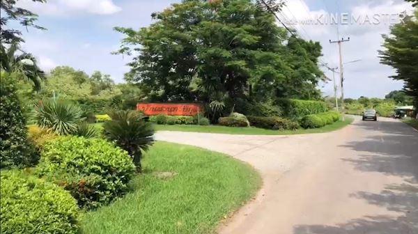 ขายบ้านสวนทวีพิกุล จ.ฉะเชิงเทรา อยู่ในเขต EEC เนื้อที่ 155 ไร่