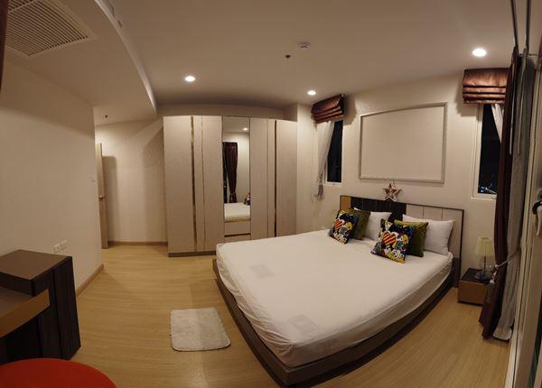 ให้เช่า คอนโด Supalai Lite รัชดาฯ-นราธิวาส-สาทร 2 ห้องนอน 80 ตรม. ชั้น 18 ห้องมุม วิวด้านแม่น้ำเจ้าพระยา-บางกระเจ้า