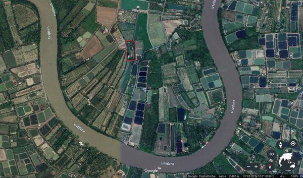 ขายที่ดิน จ.ฉะเชิงเทรา ที่ดินพัฒนาแล้วพร้อมสิ่งปลูกสร้างและ กิจการแหล่งท่องที่ยว 7 ไร่ 146 ตรว.
