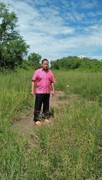 ขายที่ดินแปลงใหญ่ บางปะกง ที่สวยมากๆ โซนสีม่วง