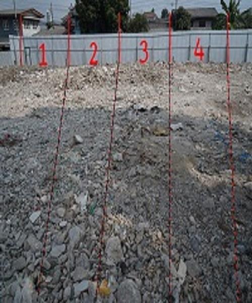 ที่ดินทำเลทอง กรุงเทพกรีฑา 7 แยก1-2