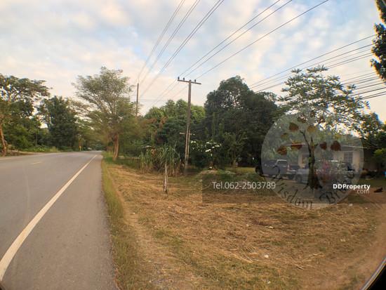 ขายที่ดินติดถนนทางหลวงสายบางกระดาน-ท่าจอด 8-1-58 ไร่ ใกล้ สนามบินตราด ติดต่อ ธนภณ 062-250-3789 Line thanaphon59