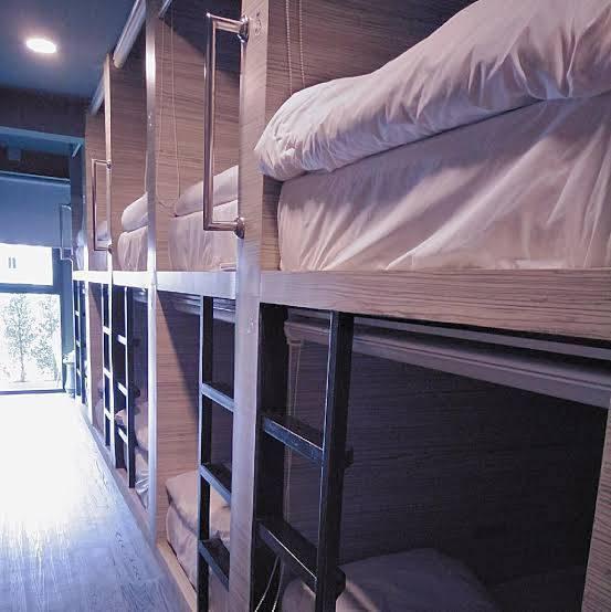 Hostel ซอย สุขุมวิทซอย30 ใกล้ BTSพร้อมพงษ์