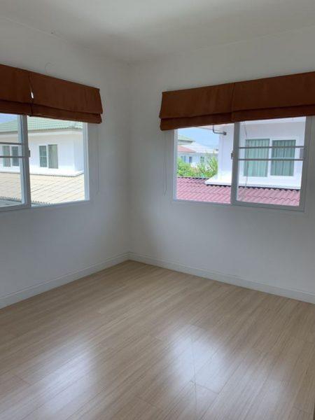 บ้านเดี่ยว 2ชั้น ม.วิลเลจจิโอ พระราม2 พื้นที่ 50.2 ตร.วา ใกล้ห้างเซ็นทรัล (สภาพใหม่ โครงการแลนด์ แอนด์ เฮ้าส์)