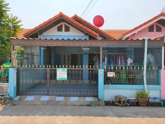 ทาวน์เฮ้าส์หมู่บ้านห้วยปราบเมืองทอง บ่อวิน-ปากร่วม