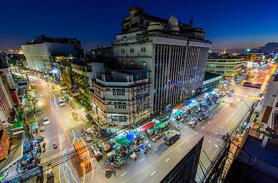 เซ้งกิจการ Hostel + Rooftop Bar ติดถนนใหญ่ ทำเลดีที่สุดในย่านข้าวสาร พร้อมระบบจัดการครบ สามารถดำเนินกิจการต่อได้ทันที