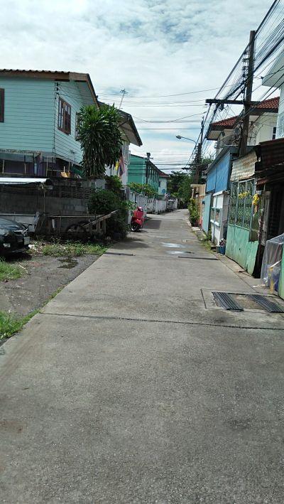 แปลงเล็กๆ เหมาะปลูกบ้าน ที่ดิน 19 ตรว. ราคาถูกพิเศษสุดสุด โซน ซอยวัดด่านสำโรง สุขุมวิท 113