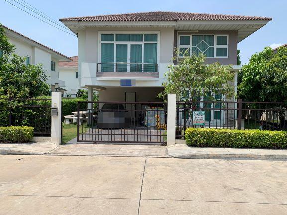 บ้านเดี่ยว2 ชั้น หมู่บ้านศุภาลัย วิลล์ ตัวเมืองชลบุรี
