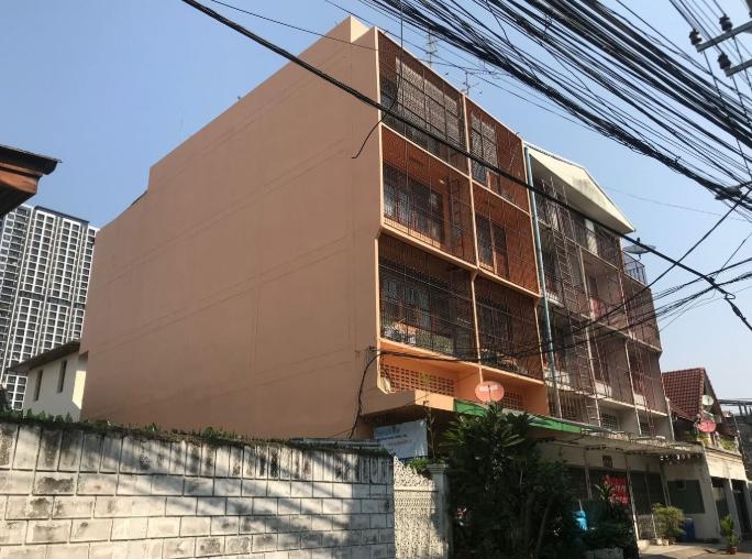 ขายอาคารพาณิชย์ 5 ชั้น 2 คูหา มีดาดฟ้า เนื้อที่ 45 ตรว ซอยประชาราษฎร์ 10 บางซื่อ ทำเลดี เหมาะอาศัย ทำการค้า ใกล้ตลาดเตาปูน เดินทางสะดวก