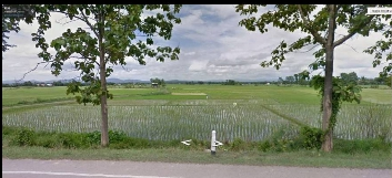 ขายที่ดิน เนื้อที่ 1 ไร่ 356 ตารางวา ติดถนนใหญ่ อ.เมือง จ.พะเยา