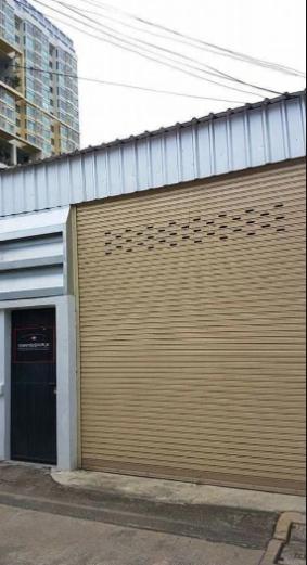 ให้เช่าพื้นที่ อาคาร 2 ชั้น 40 ตรว ริมถนน รัชดา 41 ทำเลทองเหมาะทำธุรกิจ สำนักงาน โชวรูม ร้านค้า ตกแต่งพร้อมใช้งาน