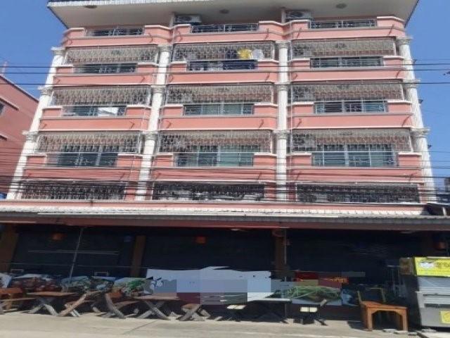 A009 ขายอพาร์ทเม้นท์ 6 ชั้น มี 28 ห้อง เนื้อที่ 171 ตรว ถนนพระรามสอง ซอย 54  ทำเลดีหลังเซ็นทรัล