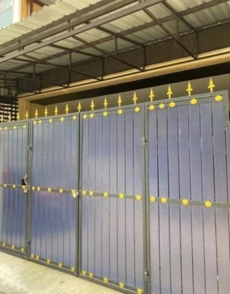 BC019 ให้เช่าทาวน์เฮ้าส์ 3 ชั้น ซอย พัฒนาการ 39 อยู่ติดสถาบันไทย ญี่ปุ่น มีเฟอร์นิเจอร์ พร้อมอยู่