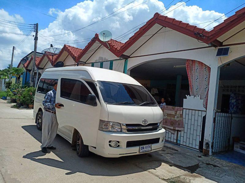 ขายทาวน์เฮ้าส์ 1 ชั้น (ตึกแถว) 2 ห้องนอน หมู่บ้านถ่อน อำเภอเมือง อุดรธานี
