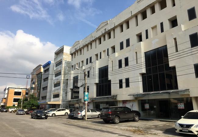 ให้เช่าอาคารสำนักงาน ซอยโรงแรมมิราเคิล กิ่งแก้ว 40/2 ถนนกิ่งแก้ว อ.บางพลี จ.สมุทรปราการ