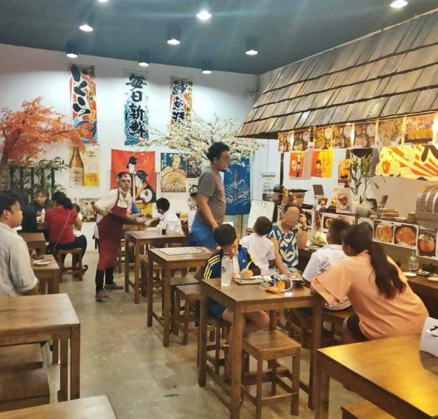 เซ้ง!! ร้านอาหารญี่ปุ่น ในตลาดเวิร์ลมาเก็ต @เลียบคลองทวีวัฒนา กทม