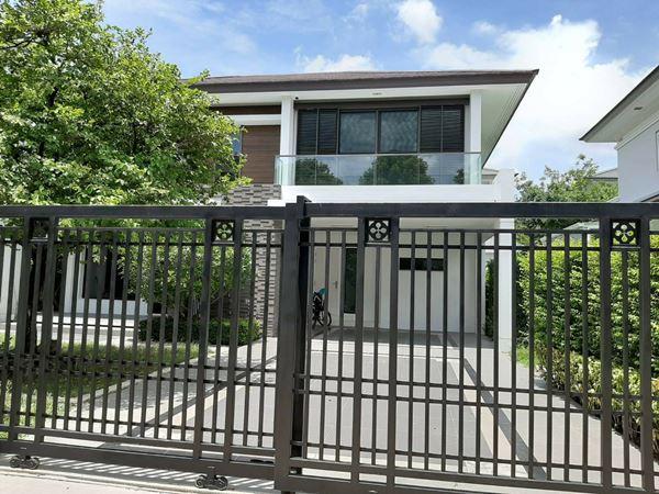 ขายบ้าน LADAWAN ปิ่นเกล้า-ราชพฤกษ์ ราคาดีที่สุด บ้านใหม่ ไม่เคยอยู่ โท 0863212561