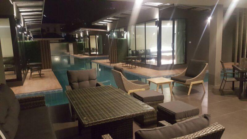 Pool Villa, จอมเทียน พัทยา