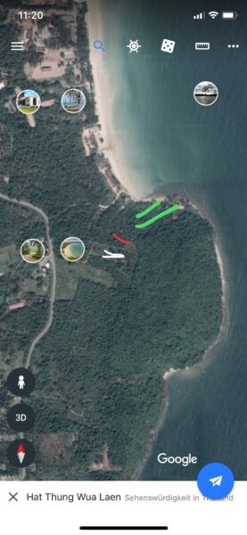 Nice Land developement for sale near Sea 150 m. Chumphon