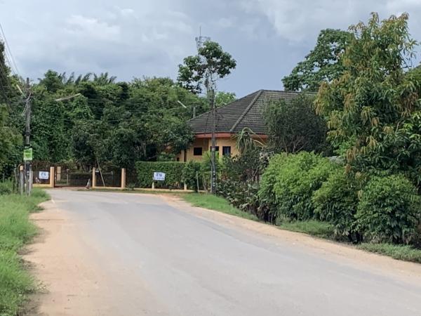 ขายบ้านเดี่ยว 157 ตร.วา บ้านสวย บรรยากาศร่มรื่น ทำเลทอง อยู่ใจกลางเมืองกระบี่