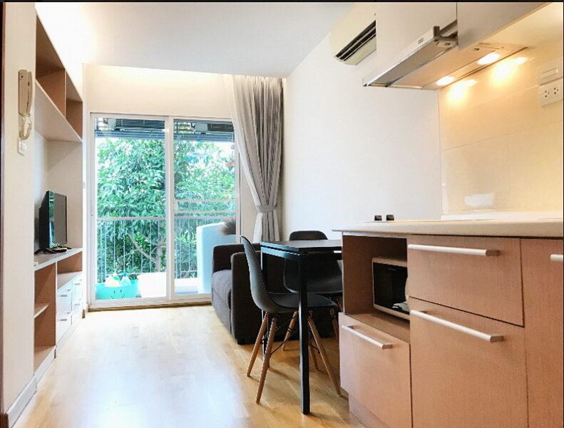 คอนโด ให้เช่าคอนโด Residence Sukhumvit 52 / เรสซิเดนซ์ สุขุมวิท 52 วิวเมือง  35ตรม. 31300