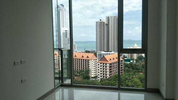 ขายคอนโด The Riviera Wong Amat Beach 1 ห้องนอน ใน วงศ์อมาตย์, พัทยา ชั้น 16 ห้องวิวสระ เห็นทะเล