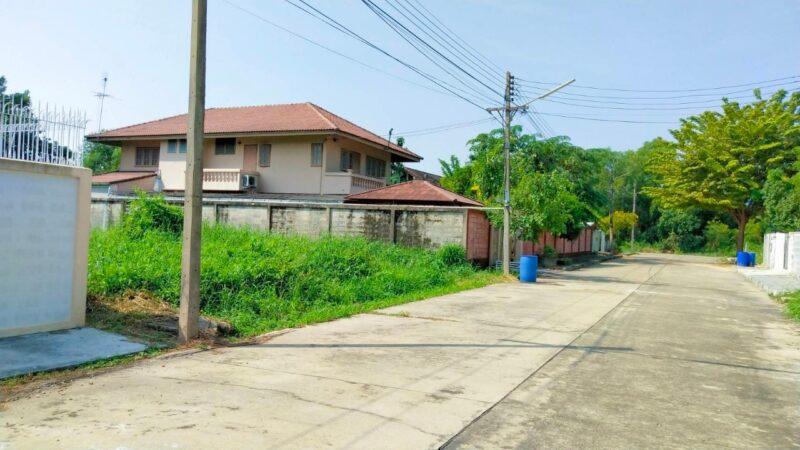 ที่ดิน หมู่บ้านเมืองเอก เอกบูรพา 8 ซอย 6