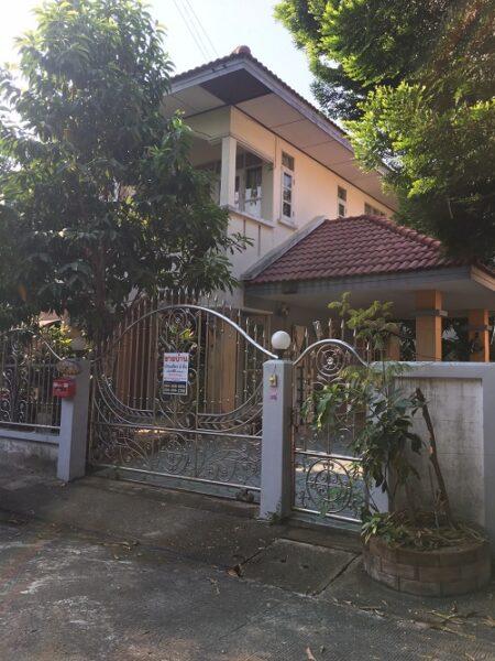 ขายบ้านเดี่ยว 60 ตรว. ม.กิตติชัย6 ถ.ดาวทอง ต.ศาลายา จ.นครปฐม พื้นที่เยอะ ถูกสุดในโครงการ ติดต่อ0918810975