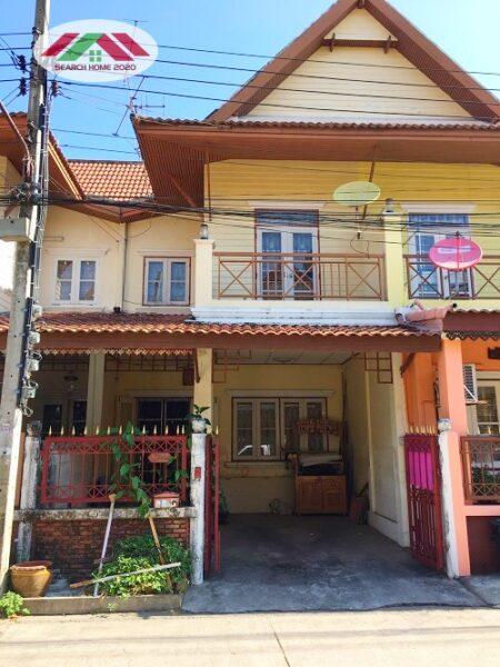 ขายทาวน์เฮาส์ ม.บ้านเรือนไทย ซ.เฟื่องฟ้า บางกรวย-ไทรน้อย บางบัวทอง นนทบุรี ติดต่อ091-8810975